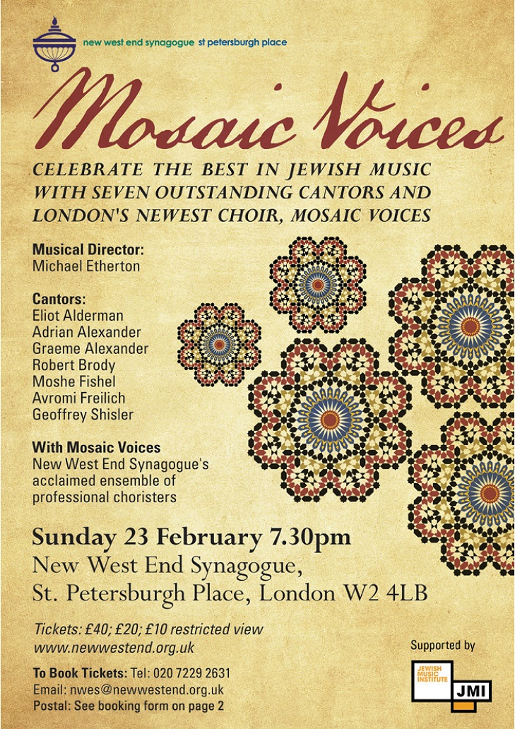 Mosaic Voices Flyer Page1